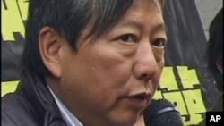 香港支联会副主席李卓人