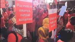 Jamii ya Wamakonde Kenya waandamana hadi Nairobi