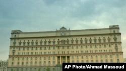 Здание КГБ