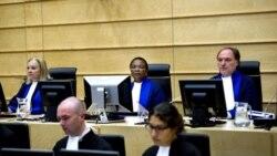 دادگاه بین المللی کیفری در لاهه سرانجام حکم بازداشت قذافی و دستیارانش را صادر کرد. ۲۷ ژوئن ۲۰۱۱