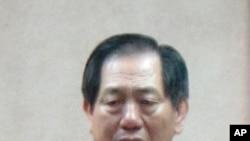 台灣國家安全局長 蔡得勝