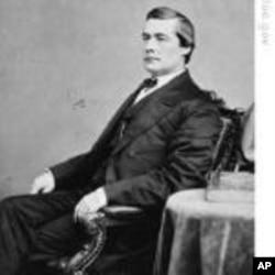 拉斯参议员的投票挽救了约翰逊的总统职务