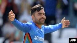 فائل فوٹو Rashid resigns as Afghanistan captain over T20 World Cup selection