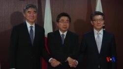 美日韓特使會談 商討北韓問題對策