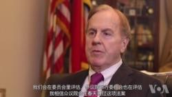 美议员:中国若尊重生命与自由将赢得美国人民尊重