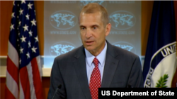 美国国务院副发言人马克·托纳(美国国务院图片)