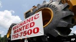 En octubre hubo un aumento de 161.000 puestos laborales en EE.UU. según el Departamento de Trabajo.