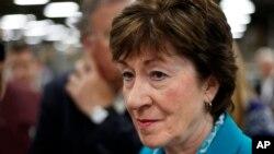 Seneta Susan Collins wa Maine