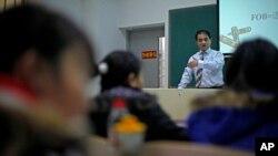 Học giả kiêm kinh tế gia người sắc tộc Uighur Ilham Tohti.