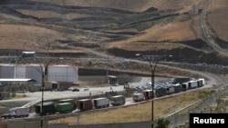 Derîyê tixubê Hacî Umran ya navbera Herêma Kurdistana Îraqê û Îranê