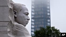 马丁路德金雕像