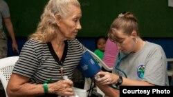 Una misión médica de la Fuerza Aérea de los Estados Unidos visitó la comunidad de Wapí (RAAS) y comunidades aledañas durante los días comprendidos entre el 15 al 18 de agosto con el propósito de brindar atención médica y dental a más 1,200 pobladores. [Fo