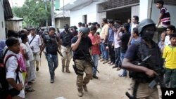 FILE Bangladesh Militants
