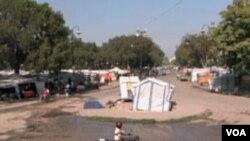 Centar Port-au-Prince-a sada....