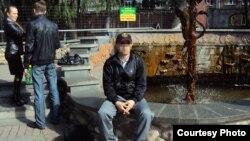 러시아 벌목공 출신으로 미국에 정착한 탈북자 앤드류 조 씨가 러시아에 있을 당시 찍은 사진.