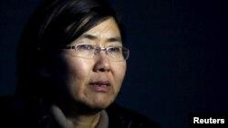 Pemerintah China menahan seorang pengacara HAM terkemuka, Wang Yu (foto: dok).