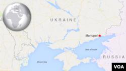 Mariupol, Ukraine