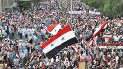 دستور تیراندازی به سوی معترضان سوری