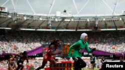 سارا عطار د ځغاستې په ورزش کې د ٢٠١٢ کال د لندن د المپیک په لوبو کې گډون کړی و