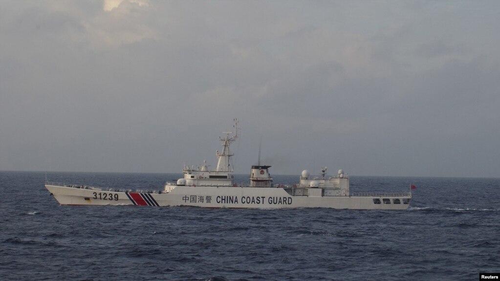 Tàu Tuần duyên Trung Quốc.