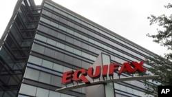 ຫ້ອງການ ຂອງບໍລິສັດ Equifax ທີ່ນະຄອນແອັດແລນຕາ ເມື່ອວັນທີ 21 ກໍລະກົດ 2012.
