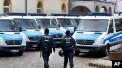 جرمن پولیس (فائل فوٹو)