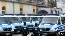 آرشیف: پولیس آلمان عبدالمقدس را در ماه فبروری ۲۰۱۷ در آلمان، دستگیر کرد
