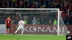 Albania Serbia Euro Soccer