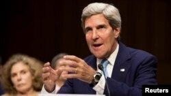 El secretario de Estado John Kerry había anunciado el martes que esperaba el plan ruso para que sea revisado por el Gobierno en Washington.