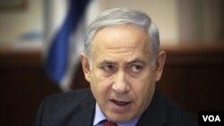 PM Israel Benjamin Netanyahu bersedia kembali ke meja perundingan dengan Palestina asal tanpa prasyarat apapun.
