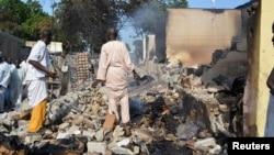 Ta'adancin Boko Haram