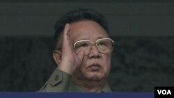 Kim Jong Il mengunjungi Rusia untuk pertama kali dalam hampir satu dekade terakhir.