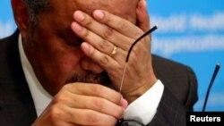 ჯანდაცვის მსოფლიო ორგანიზაციის დირექტორი ტედროს ადჰანომ გებრეიესუსი