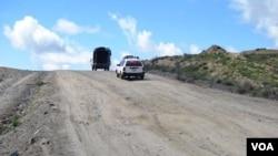 Kandahar Orozgan highway