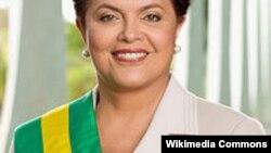 دیلما روسف، رئیس جمهوری برزیل
