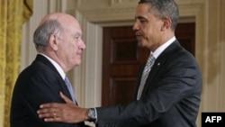 Вільям Дейлі і Барак Обама