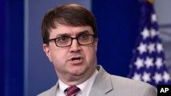 Trump nominó al secretario en funciones Robert Wilkie como secretario permanente del departamento, pero no puede seguir en funciones mientras espera la confirmación del Senado.