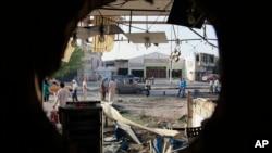 بغداد، ۱۴ سپتامبر ۲۰۱۳