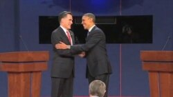 Обама и Ромни: взгляды на внешнюю политику