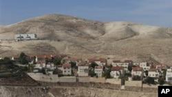 Permukiman Yahudi 'Maaleh Adumim' di dekat Yerusalem (foto: dok). Israel berencana memperluas permukiman dengan membangun 3.000 rumah baru.