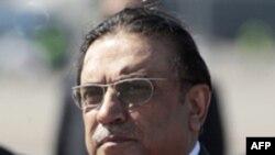 Tổng thống Pakistan Asif Ali Zardari