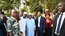 Jamanatigi Ibrahim Boubacar Keita ni, dina ton nyemaw ka, ngnongonyew