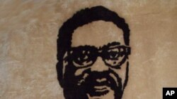 Agostinho Neto, primeiro presidente de Angola