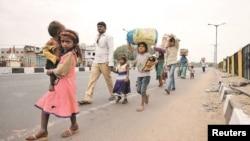 India Lock down