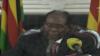 Perezida Mugabe ariko ashikiriza Ijambo Abanyagihugu kuri Televiziyo y'igihugu