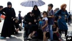 ارشیف: په یونان کې مسلمان مهاجر
