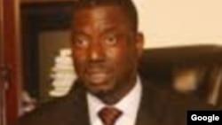 Mr.Morou Amadou, Ministan Shari'a na Jamhuriyar Nijar kuma kakakin gwamnati