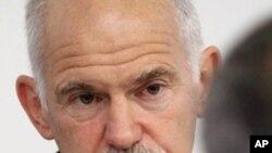 ນາຍົກລັດຖະມົນຕີກຣີສ ທ່ານ George Papandreou