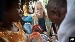 IBerdasarkan penelitian pada 3.000 bayi di Afrika Selatan, vaksin TBC yang baru, MVA85A, tidak lebih manjur dari vaksin yang sudah ada dalam melindungi bayi dari penularan TBC (foto: dok).