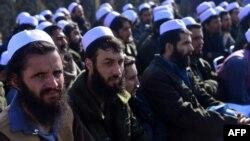 """Pemerintah Afghanistan mengumumkan rencana """"pembebasan bersyarat"""" ribuan tahanan Taliban, namun ditolak oleh kubu Taliban (foto: dok)."""